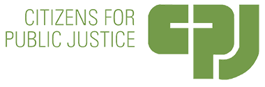 Citizens for Public Justice logo