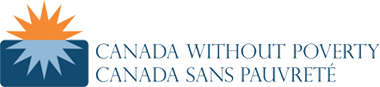 Canada Without Poverty logo